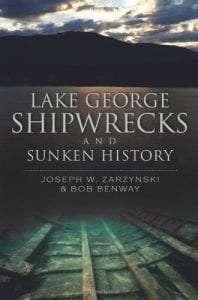Lake George Shipwrecks and Sunken History