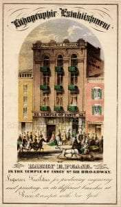 Pease Temple of Fancy Early Albany Department Store (Albany Institute)
