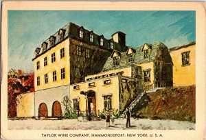 Taylor Wine Company Finger Lakes
