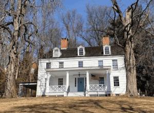 Joseph Lloyd Manor courtesy Preservation Long Island