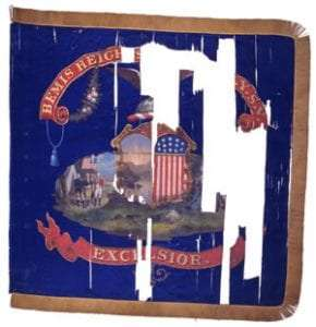 77th Infantry Regiment Colors Civil War