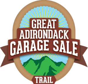 Great Adirondack GaraGreat Adirondack Garage Sale Logo