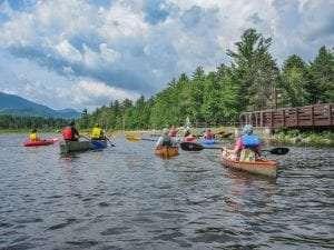 Ausable River Tours courtesy Ausable River Association