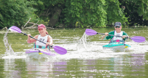 Paddle Keuka 5k participants