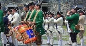 Sound of 1776 Living History Event
