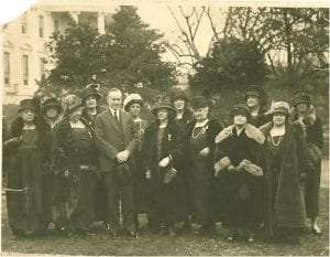 Eliz Worth Muller White House