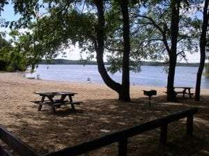 Hinckley Reservoir Day Use Area