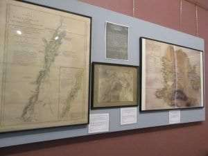 mapping the adirondacks exhibit