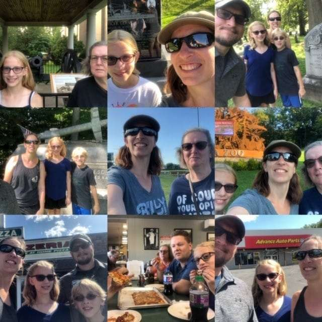 Oneida County History Center Selfie Scavenger Hunt