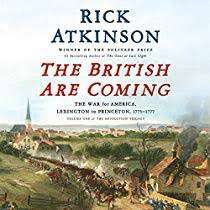 Rick Atkinson The British are Coming