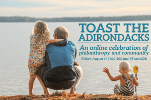 Toast the Adirondacks
