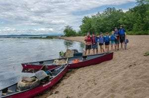 Ausable River Clean-Up provided by AsRA