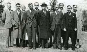 Doctors in Saranac Lake, Courtesy of Jan Dudones.