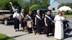 celebration of the Suffrage Centennial