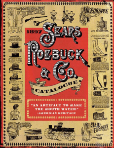 1897 Sears Roebuck and Co Catalog
