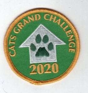 2020 Grand Hike Challenge Patch