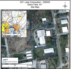 65 Park Road Glens Falls Superfund Site