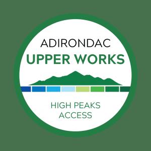 Adirondac Upper Works Logo