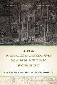Audubon Park Cover