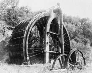 Burden Water Wheel