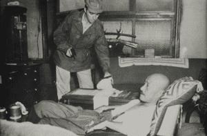 John Wilpers capture of Japanese warlord Hideki Tojo