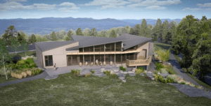 Proposed Minnewaska Visitor Center