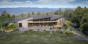 Proposed Minnewaska Visitor Center