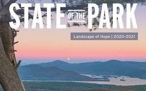 state of the park cover