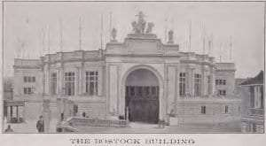 The Bostock Building at Coney Island's Dreamland, from the 1904 book, History of Coney Island