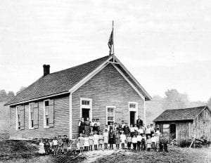 Neversink School, 1913