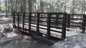 new bridge crossing courtesy DEC