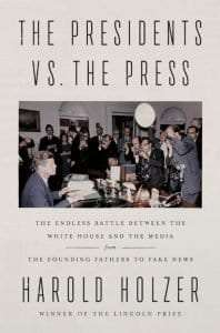 the presidents versus the press