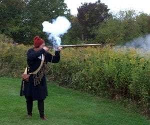 17th Century Canadian provided by Old Fort Niagara