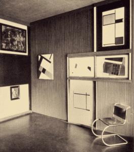 Alexander Dorner's Landes museum Hanover 1928