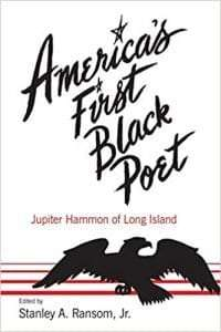 Americas first black poet