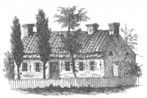 Nicasius de Silles house in New Utrecht