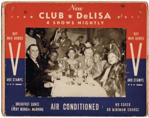 Club DeLisa Advertisement
