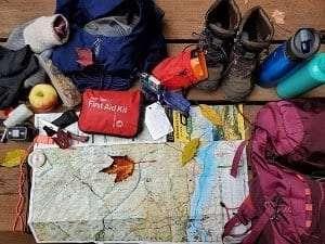 fall hiking essentials courtesy dec