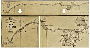 Beaver River Map