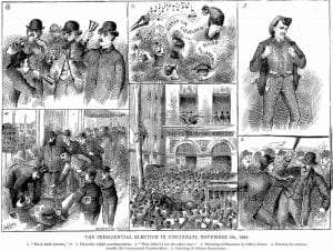 Election 1884 Cincinnati Riot(1)