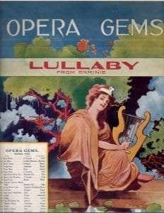 Erminie Lullaby