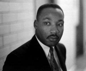 Martin Luther King, Jr. in 1960
