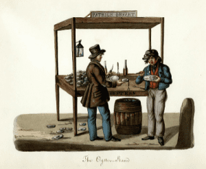 The Oyster-Stand