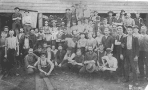 Bulls Head Tannery Employees in Ballston Spa
