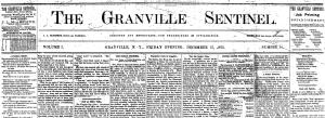 Granville Sentinel