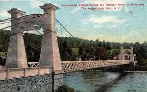 Postcard of the Folsom's Landing