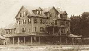 Raquette Lake House 1925