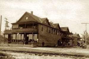 Raquette Lake Supply 1925