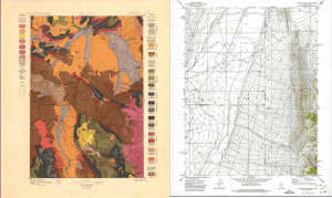 Two Topo Maps by Tweedy