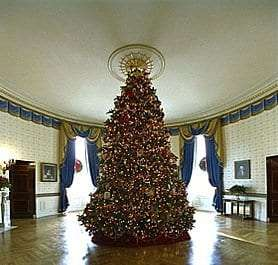 Whitehouse Christmas Tree
